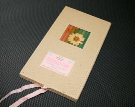seaso・nia 春verパッケージ/コーリン鉛筆(COLLEEN)