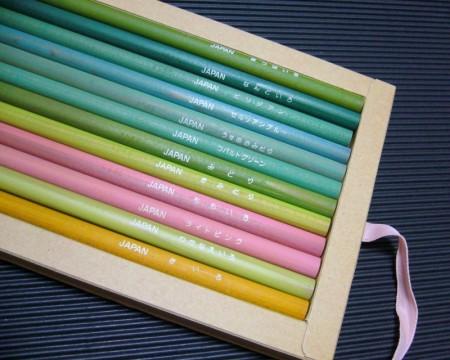seaso・nia 春ver色鉛筆/コーリン鉛筆(COLLEEN)