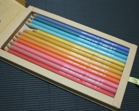 seaso・nia 夏ver色鉛筆/コーリン鉛筆(COLLEEN)