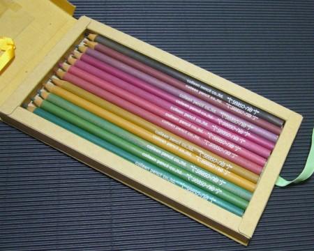 seaso・nia 秋ver色鉛筆/コーリン鉛筆(COLLEEN)