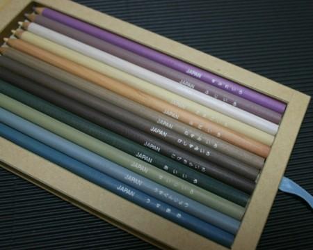 seaso・nia 冬ver色鉛筆/コーリン鉛筆(COLLEEN)