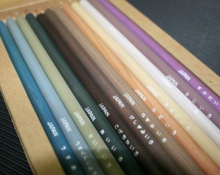 seaso・nia 塗りと木目/コーリン鉛筆(COLLEEN)